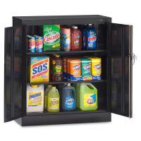 Tennsco Counter-High Storage Cabinet TNN4218BK