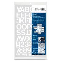 Chartpak Vinyl Helvetica Style Letters/Numbers CHA01036