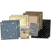 "Karen Foster Scrapbook Page Kit 12""X12"" NOTM431146"
