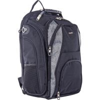 "bugatti Carrying Case (Backpack) for 17.3"" Notebook, Accessories - Black/Gray BNDBKP113BKGRY"