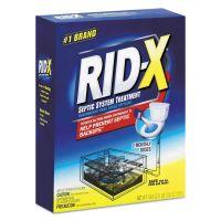 RID-X Septic System Treatment Concentrated Powder, 19.6 oz, 6/Carton RAC80307