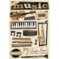 Cardstock Stickers NOTM385284