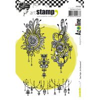 Carabelle Studio Cling Stamp A6 By Azoline NOTM415213