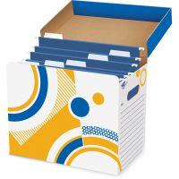 Trend File Folder Storage Box TEPT7001