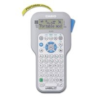 Casio KL-HD1 Handheld Label Maker, 3 Lines, Extra-Large Display CSOKLHD1