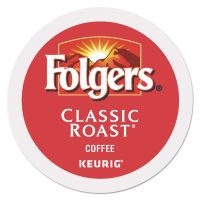 Folgers Gourmet Selections Classic Roast Coffee K-Cups, 24/Box GMT6685