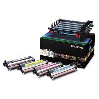 Lexmark C540X74G Photoconductor Unit, Black/Cyan/Magenta/Yellow Developer Units LEXC540X74G