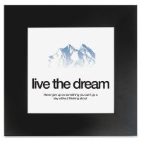 Aurora Live the Dream Poster AUAMPDREAM