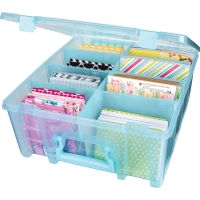 ArtBin Super Satchel Double Deep Box W/Dividers NOTM334346