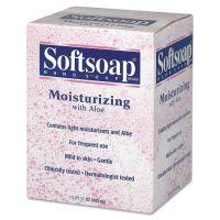 Softsoap Moisturizing Soap w/Aloe, Unscented Liquid, Dispenser, 800mL CPC01924EA