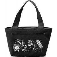 """K1C2 Knit Happy Petite Project Bag 13""""X8""""X5"""" NOTM076291"""