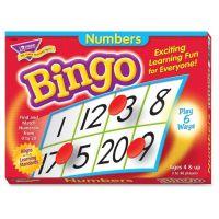 Numbers Bingo Game TEPT6068