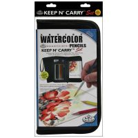 Keep N' Carry Artist Watercolor Pencils Set NOTM159999