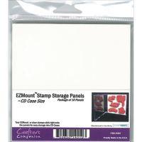EZMount Stamp Storage Panels 10/Pkg NOTM372438