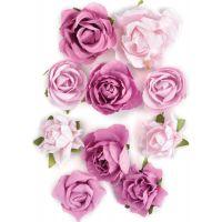 "Paper Blooms 1"" To 1.5"" 10/Pkg NOTM465734"