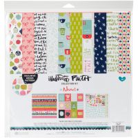 "Illustrated Faith Collection Kit 12""X12"" NOTM058342"