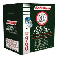 Safe Step Pro Series 960 Choice Formula Ice Melt, 50lb Box, 48/Carton NASSS56961PL