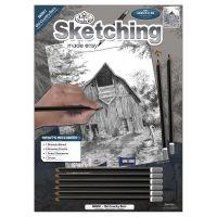 Sketching Made Easy Kit  NOTM422145