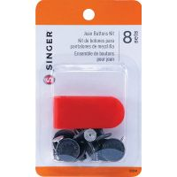 Singer No Sew Jean Buttons Kit With Tool NOTM090083