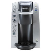 Keurig K130 Commercial Brewer, 7 x 10, Silver/Black GMT21300