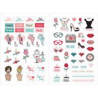 Julie Nutting Planner Stickers NOTM057304