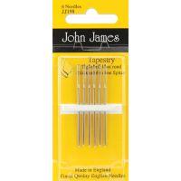 John James Gold Tapestry Hand Needles NOTM072180