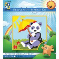 "Needleart World Needlepoint Kit 6""X6"" NOTM052508"
