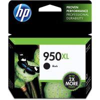 HP 950XL, (CN045AN) High Yield Black Original Ink Cartridge HEWCN045AN