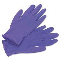 Kimberly-Clark Professional* PURPLE NITRILE Exam Gloves, 242 mm Length, Medium, Purple, 100/Box KCC55082