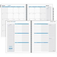 At-A-Glance Outlink Weekly Planner Refill AAG70200910