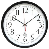 Chicago Lighthouse Contemporary Atomic Wall Clock ILC67403306