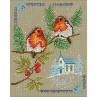 """Imaginating Counted Cross Stitch Kit 8""""X10"""" NOTM052255"""
