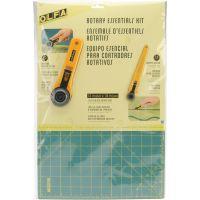 OLFA Rotary Essentials Kit NOTM083483