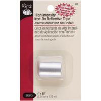 "High Intensity Iron-On Reflective Tape 1""X60"" NOTM100470"