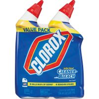 Clorox Toilet Bowl Cleaner with Bleach Pack CLO00273