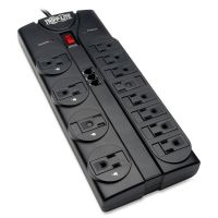 Tripp Lite Surge Protector 12 Outlet 120V RJ11 8' Cord 2160 Joule SYNX2595268