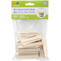 Krafty Kids Mini Craft Sticks NOTM133101