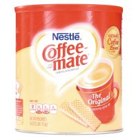Coffee-mate Non-Dairy Powdered Creamer, Original, 56 oz Canister NES824802