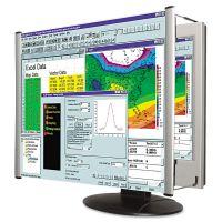 "Kantek LCD Monitor Magnifier Filter, Fits 17"" LCD KTKMAG17L"