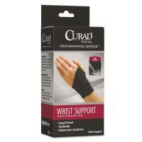 Curad Performance Series Wrist Support, Adjustable, Black MIIORT19700D