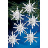 Holiday Beaded Ornament Kit NOTM094635