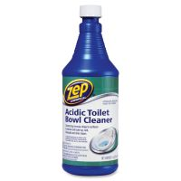 Zep Commercial Acidic Toilet Bowl Cleaner, 32 oz Bottle ZPE1046423