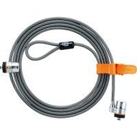 Kensington MicroSaver K64025 Keyed Twin Notebook Cable Lock SYNX2460937