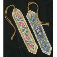 Dimensions Gold Collection Bookmarks Counted Cross Stitch Kit NOTM238251