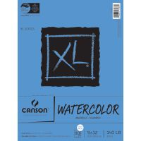 Canson Acid Free XL Watercolor Paper Pad NOTM457493