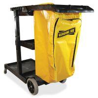 Genuine Joe Workhorse Janitor's Cart GJO02342