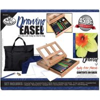 Easel Art Set W/Easy To Store Bag NOTM422682