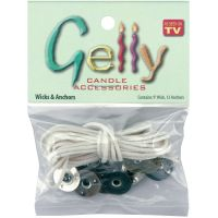 Gelly Candle Wick 9' & Anchors 12/Pkg NOTM226460