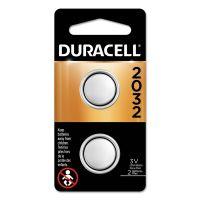 Duracell Lithium Medical Battery, 3V, 2/Pk DURDL2032B2PK