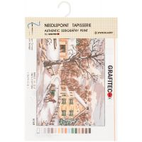 "Needleart World Needlepoint Printed Canvas 12""X16"" NOTM052564"